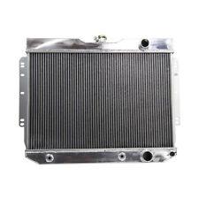 4 Row Core Aluminum Radiator For 64-65 Chevy Chevelle,59-63 Chevrolet Impala