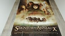 LE SEIGNEUR DES ANNEAUX the lord of the rings 1 !  peter jackson affiche cinema