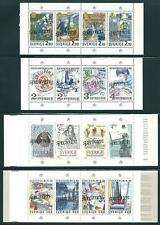 Sweden - Very Fine Lot With 5 Specimens - Mint Never Hinged - 2 Scans