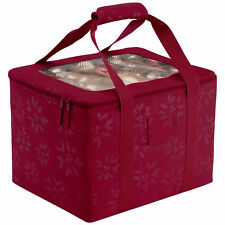 Classic Accessories Seasons Ornament Organizer & Storage Bin