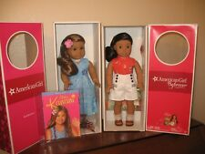 New American Girl Dolls Kanani & Nanea. New. NRFB. Hawaii Theme. New. WOW