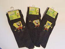 Spongebob Socken 3er-Pack versch. Größen (27-46) und Motive NEU + OVP