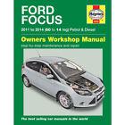 Ford Focus 1.0 1.6 Petrol 1.6 Diesel 2011-14 (60 to 14 reg) Haynes Manual