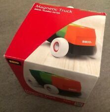 BRIO Magnetic Stacking Truck Boxed Blocks 30136 Toddler