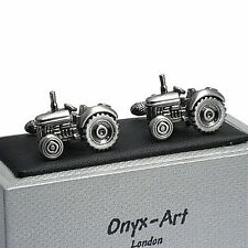 Onyx Vehicles & Transportation Cufflinks for Men