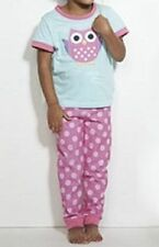 Unbranded 100% Cotton Sleepwear (0-24 Months) for Girls