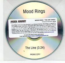 (EG616) Mood Rings, The Line - DJ CD