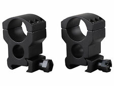 "NEW BURRIS XTREME TACTICAL RINGS 1"" XTRA HIGH MATTE 420183"