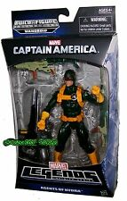 MARVEL LEGENDS INFINITE SERIES CAPTAIN AMERICA AGENTS OF HYDRA HASBRO