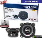 "Alpine SPG-13C2 5""13cm 2-Way 200W Coaxial Car Radio Stereo Audio Speakers NEW"