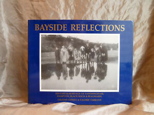 DISNEY AND TARRANT - BAYSIDE REFLECTIONS  - 1988 FIRST EDITION HARDCOVER