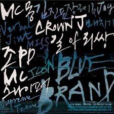 BLUE BRAND 1ST PROJECT [ KIM JIN PYO,SUPRME TEAM,MC MONG,BAECHIGI,JO PD,MC SNIPE