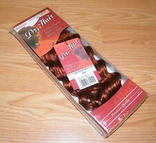 Dr. Hair - Yaki Deep Wave 10 (350) Copper Red Sew-in Weft Human Hair Extension