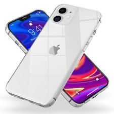 Natalia clear case para iPhone 12/iPhone 12 pro, hard cover protección funda de móvil