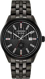 Citizen Eco-Drive BM7257-57W Star Wars Darth Vader Watch LIMITED EDITION NEW
