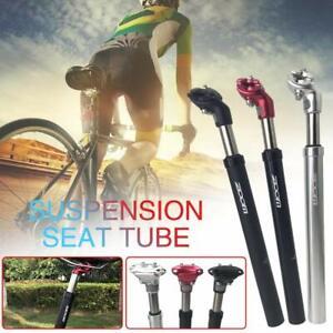 MTB Mountain Bike Bicycle Saddle Seat Post Seatpost Hydraulic Suspension Tube