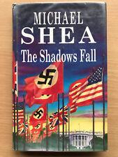 the Shadows Fall Michael karité couverture cartonnée,1999 seconde guerre