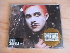 FISCHERSPOONER - EMERGE  (RARE DVD SINGLE)