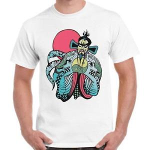 Big Trouble In Little China Fu Manchu Kurt Russell Retro T Shirt S-5XL