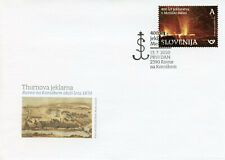 Slovenia Industry Stamps 2020 FDC Steel Making in Meza Valley 400 Years 1v Set