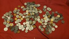 Lot Of Play Coins Fake Plastic Pretend Money Quarters Nickels Dimes Pennies