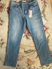 Levis Misses Mid Rise Skinny Red Tag 2 Horse Brand Size 16 Medium /33