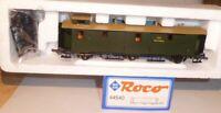 Roco 44540 H0 3-achsiger D-Zug-Gepäcklwagen der KWStE Epoche 1 unbespielt, Leim