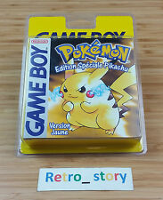 Nintendo Game Boy Pokémon Pikachu Edition NEUF / NEW PAL
