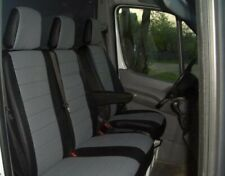 Mercedes-Benz Sprinter Volkswagen Crafter   SEAT COVERS PERFORATED LEATHERETTE