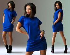 Unbranded Women's Short Sleeve Full Length Everyday Dresses