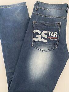 G Star Raw Jeans W34 L32