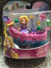 Disney Princrss Little Kingdom Rapunzel Floating Boat - New