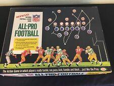 Vintage 1967 NFL Board Game