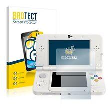 2x BROTECT Film Protection pour Nintendo New 3DS Protecteur Ecran