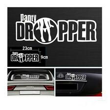 Turbo Decal Vinyl Sticker Window Car Accessories Panty Dropper
