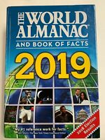 The World Almanac and Book of Facts 2019 by Sarah Janssen: New