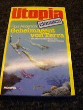 Moewig Utopia Sience Fiction TB 78-157 - Geheimagent von Terra , Poul Anderson