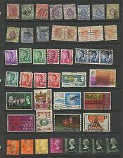 HONG KONG--Accumulation of 75 stamps