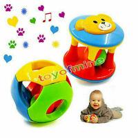 Be Kinder Holzspielzeug Lernspielzeug Tier Nummer Rassel Motorik Baby Spielzeug