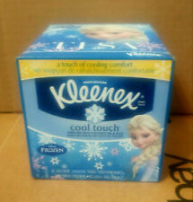 Elsa Frozen Cool Touch Kleenex Box of 50 Tissues Collectible