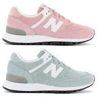 New Balance Classics 576 W576 Sneaker Damen Leder Schuhe Turnschuhe Freizeit NEU