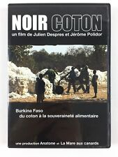 Noir Coton DVD De Julien Després