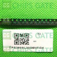 15PCS TPS3809L30DBVTG4 IC 2.64V SUPPLY MONITOR SOT-23-3 TI