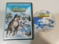 BALTO RESCATE DEL AVION PERDIDO DVD CASTELLANO ENGLISH PORTUGUES ITALIANO