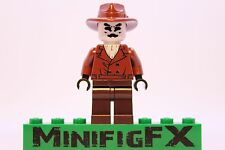 Lego RORSCHACH Custom Printed Minifig DC Hero Walter Joseph Kovacs Watchmen