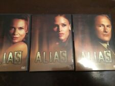 ALIAS Complete Second Season Very Good Condition 7 DVDs R1