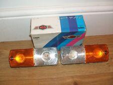 NEW, FRONT LAMPS- MASSEY FERGUSON 230,235,240,250,253,255,265,275,285,290,298