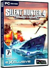 Silent Hunter 4: Wolves of the Pacific  (PC DVD). 5031366018052.