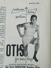 3ff519993df 1951 OTIS men s underwear Hosiery sportswear for men boys fashion ad