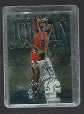 1998-99 Fleer Metal Universe Michael Jordan #1 Chicago Bulls